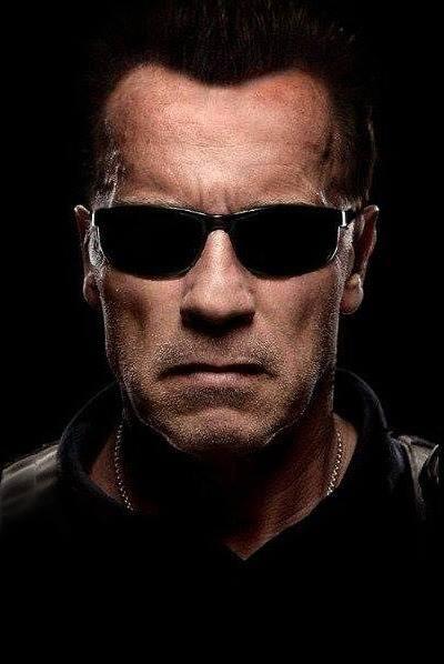 Schwarzenegger T-800