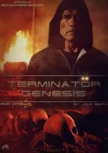Terminator Genesis Fan Poster