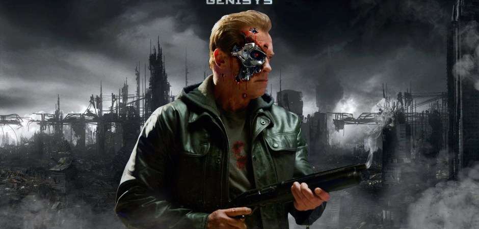 Terminator Genisys Fan Art By DC Designs