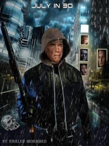 Terminator Genisys Fan Art Khaled Mohamed