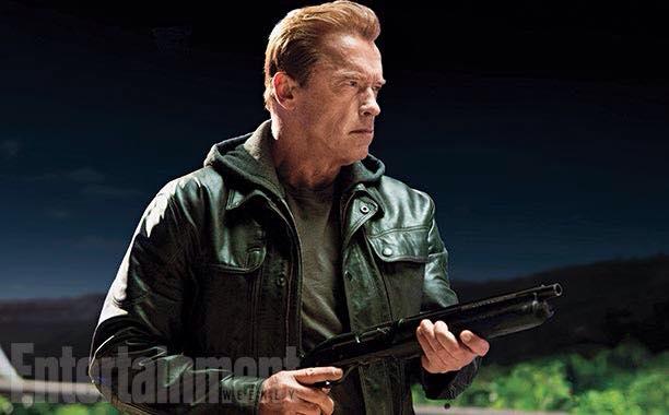 Schwarzenegger Terminator Genisys