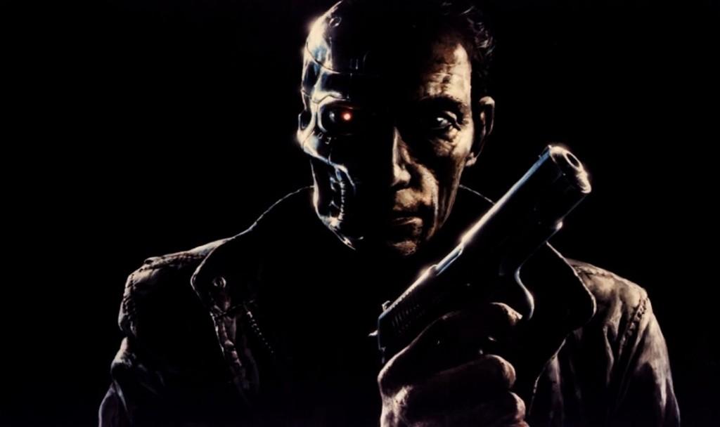Lance Henriksen The Terminator