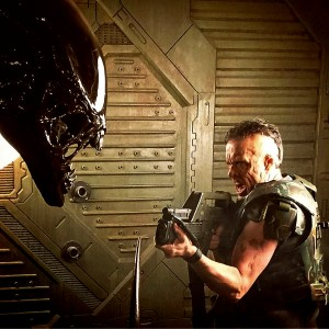 David Woodruff Alien 5 Terminator