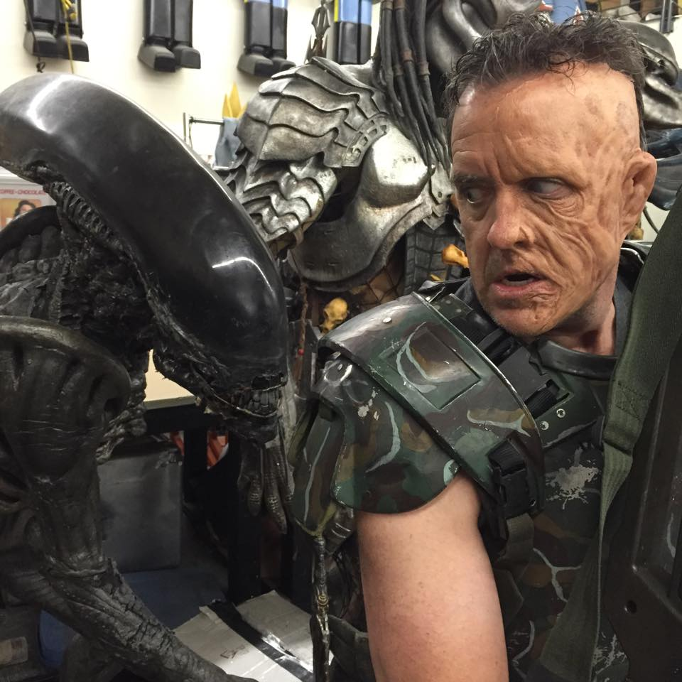 Alien 3 Movie: Exclusive: David Woodruff On Alien 5 Hicks Revival, R