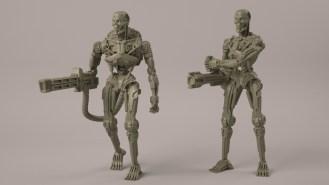 Terminator Genisys The Miniatures Game