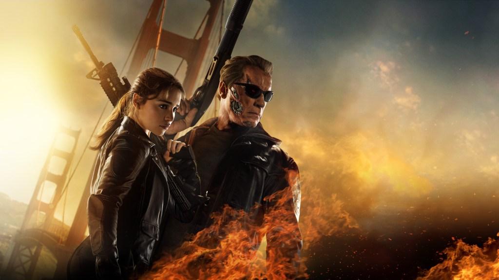 Watch Terminator Genisys Free