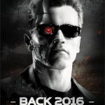 Terminator 2 3D DMG International Poster
