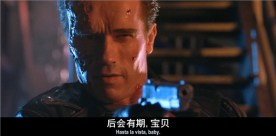 Terminator 2 3D T23D China