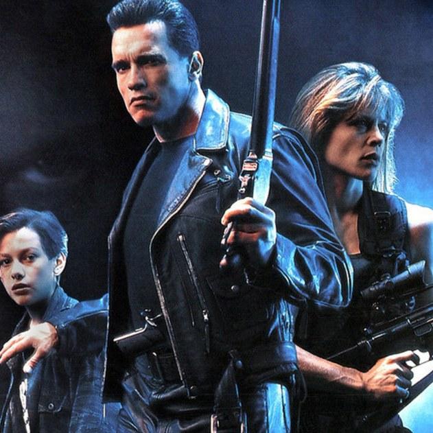 Terminator 2 Promotional Image