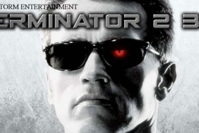 Lightstorm Entertainment Terminator 2 3D