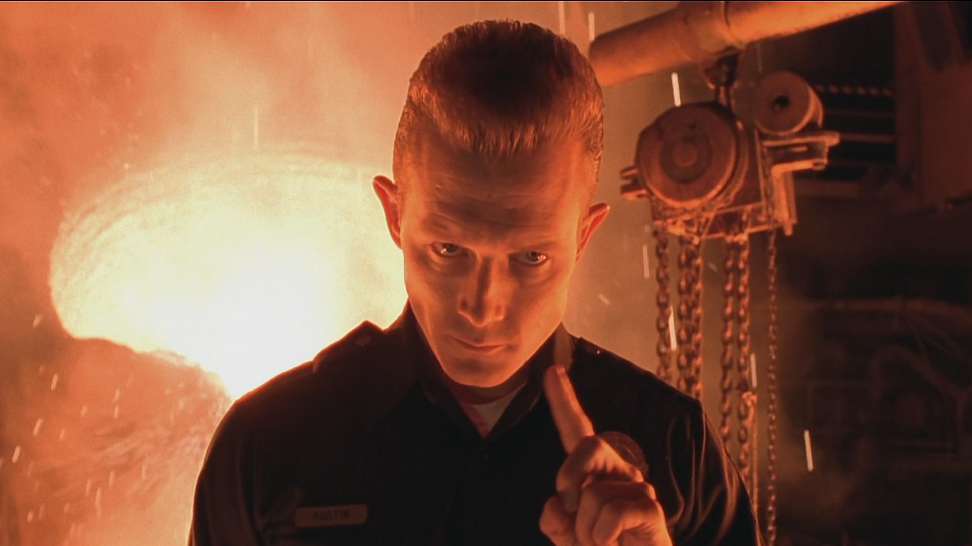 Terminator 2 3D T-1000