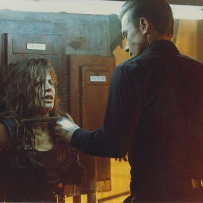 Terminator 2 Sarah Connor T-1000