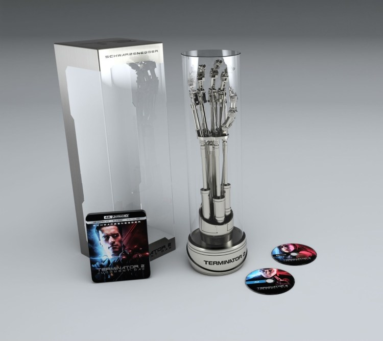 TERMINATOR 2: Judgment Day ENDOSKELETON ARM SPECIAL EDITION (2017)