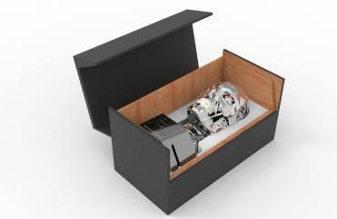 Endoskeleton Collectors Box
