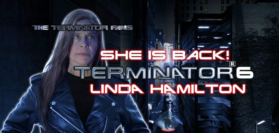 Linda Hamilton Sarah Connor Terminator 6