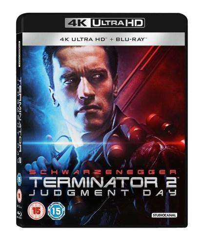 TERMINATOR 2 UHD 3D UK