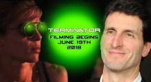 Terminator 6 Filming Start Date