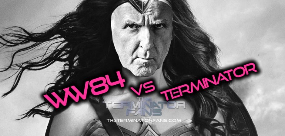 James Cameron Wonder Woman 1984 Terminator 6
