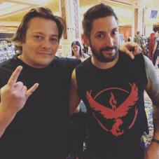 Edward Furlong NJ Horror Con 2018