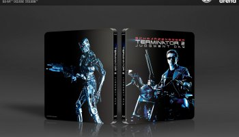 Limited Edition Filmarena Terminator 2 Blu-Ray's and Maniacs