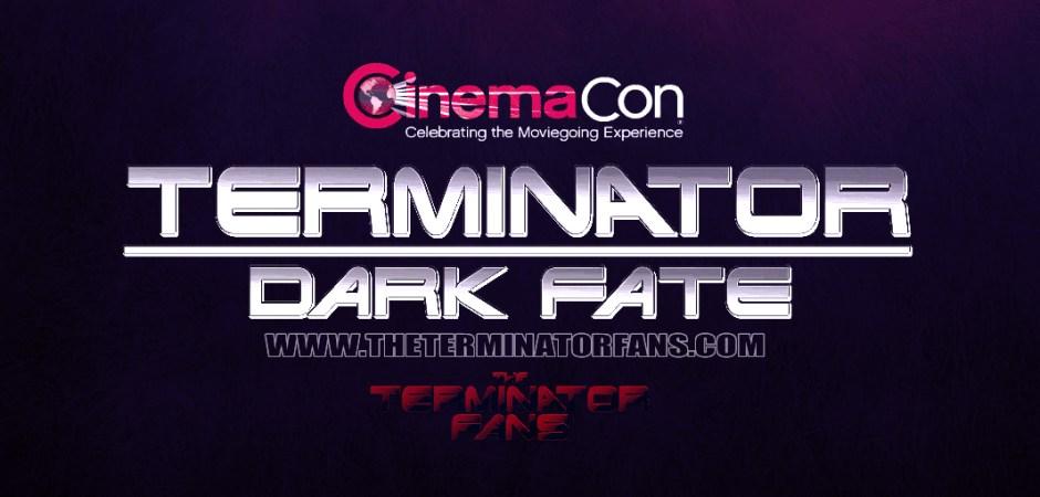 Terminator: Dark Fate Trailer Cinemacon