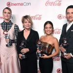 CinemaCon 2019 Terminator: Dark Fate Ensemble Award
