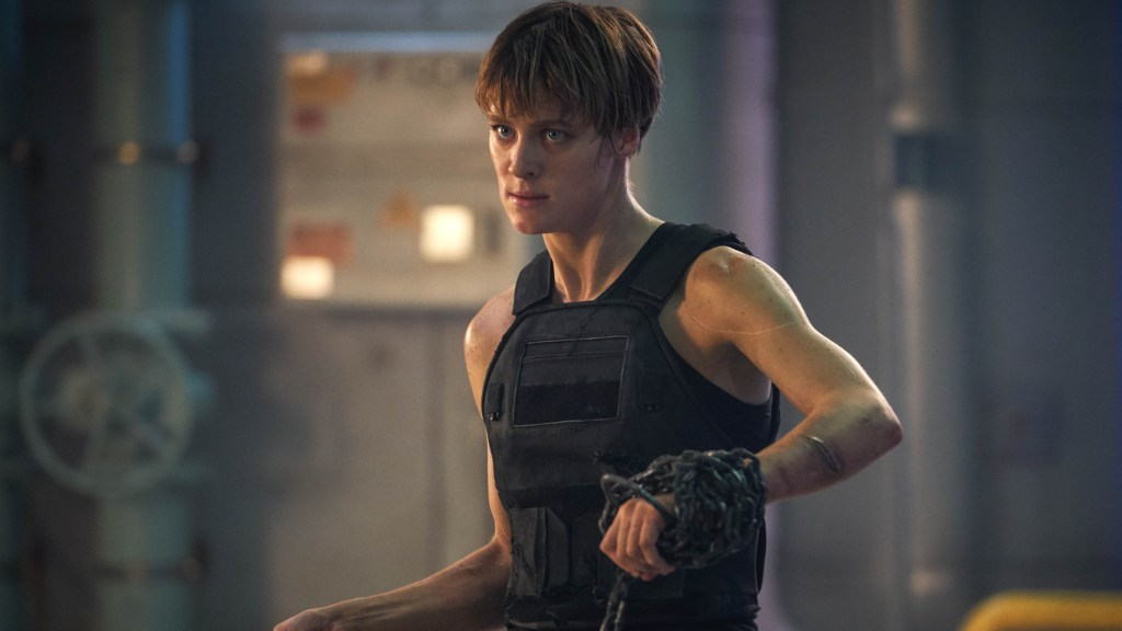 Terminator: Dark Fate Mackenzie Davis Grace