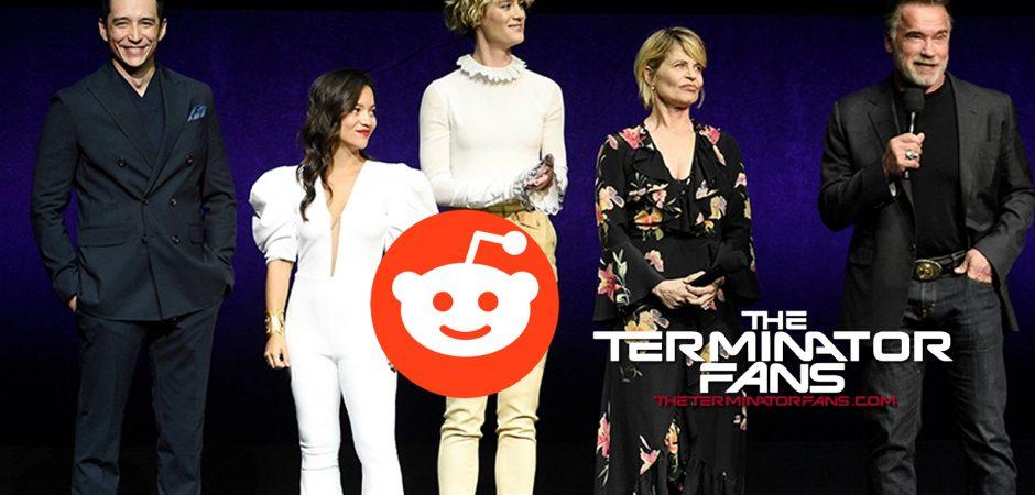 terminator dark fate cast