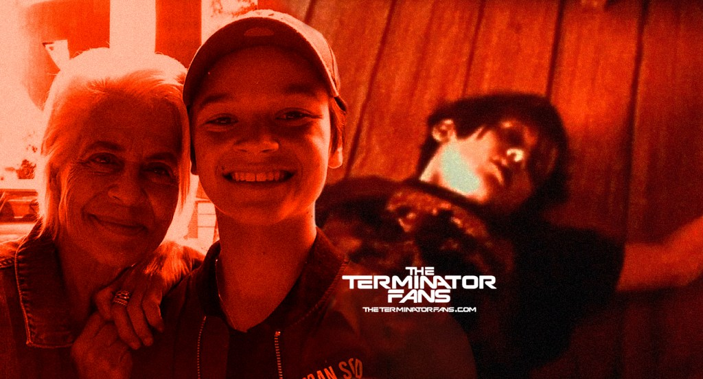 Jude Collie Young John Connor Terminator: Dark Fate Interview