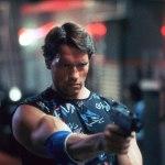 The Terminator Behind The Scenes Arnold Schwarzenegger Tech Noir Gun Practice