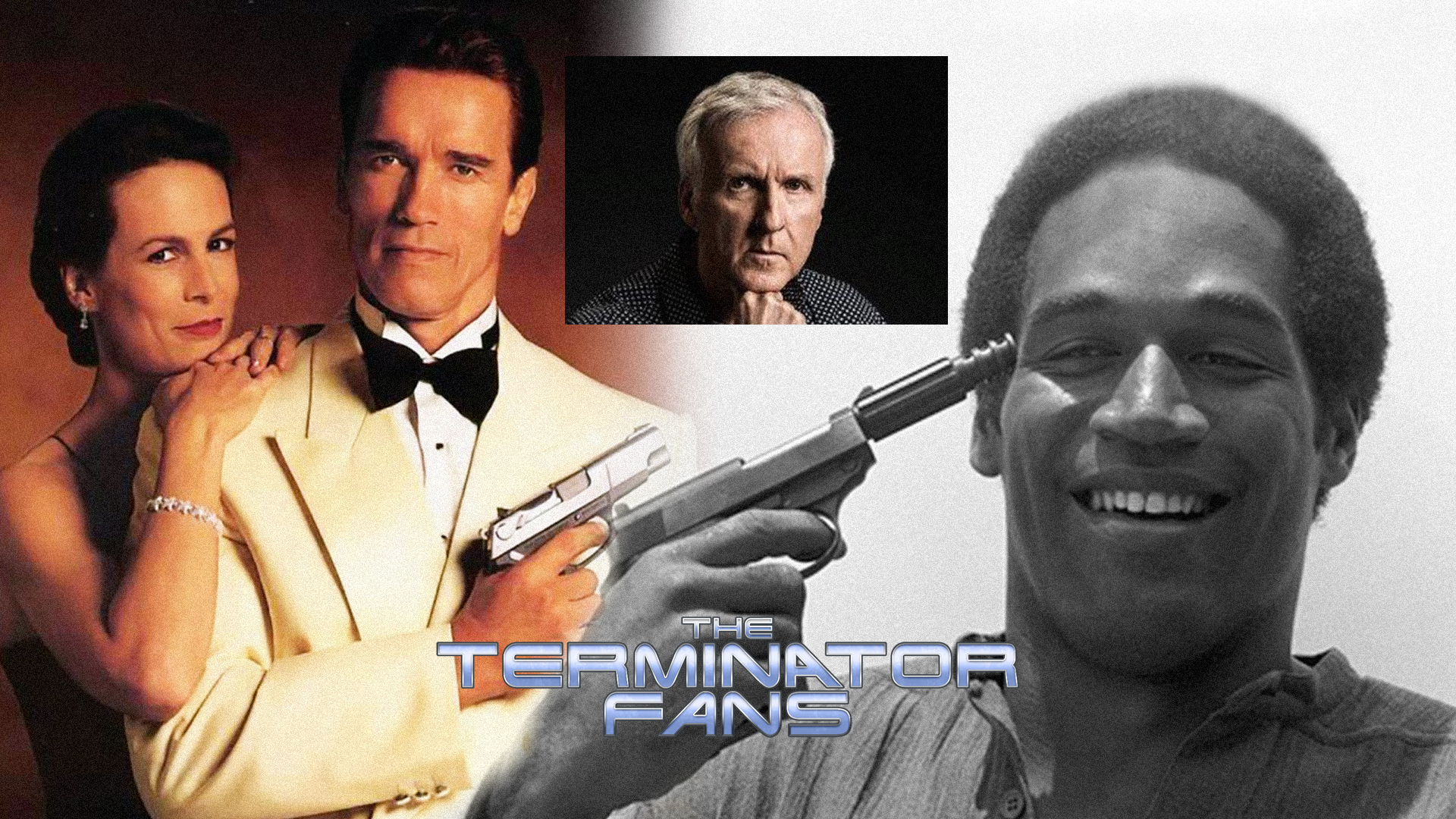 James Cameron Paused Post-Production On True Lies To Watch O.J. Simpson's Car Chase