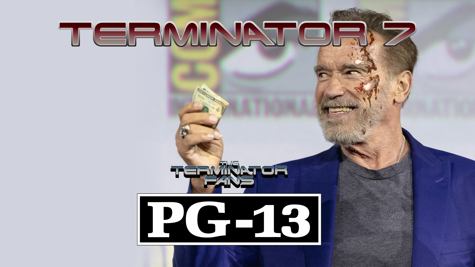 Terminator 7 To Be Rated PG-13?