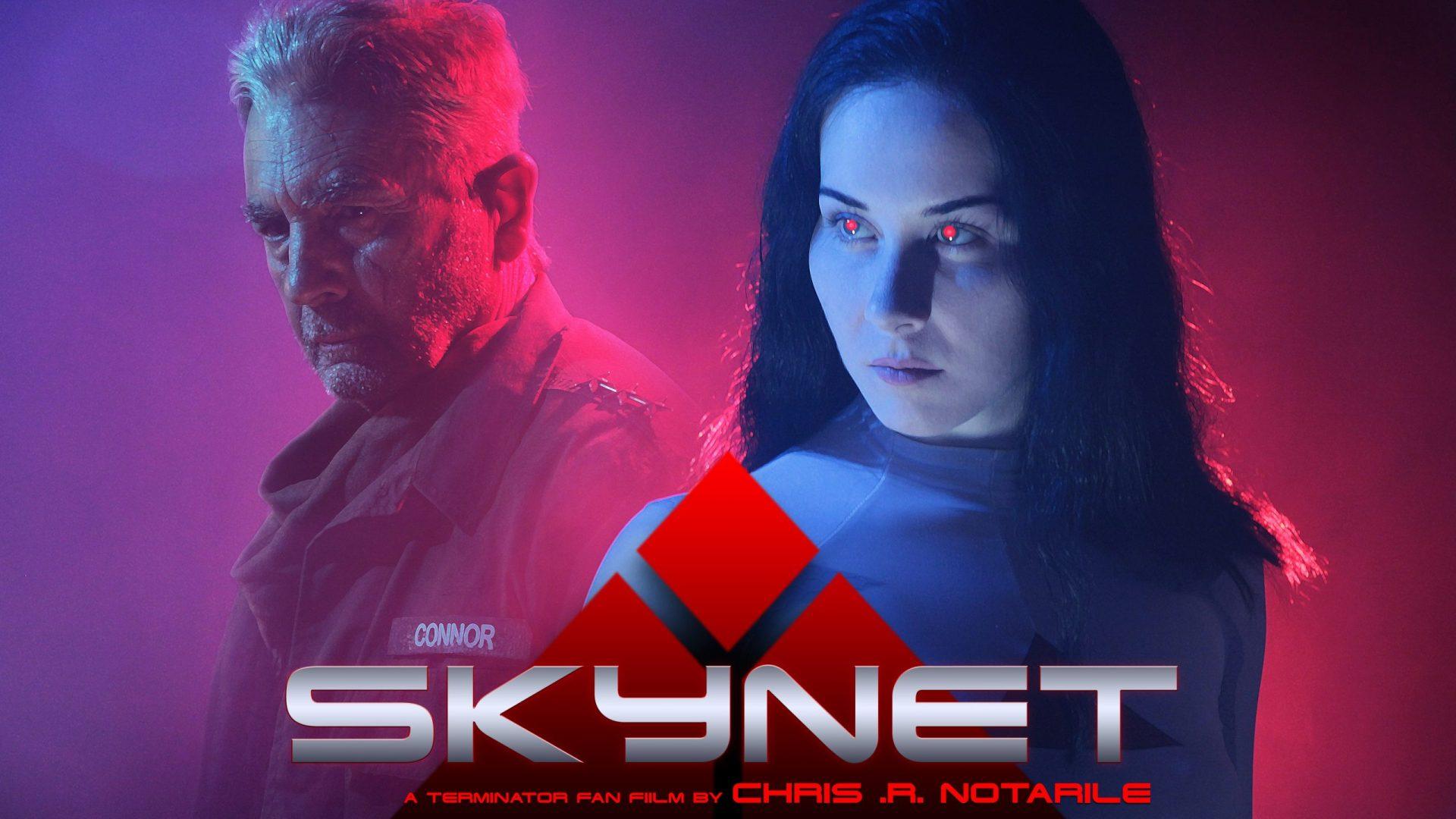 SKYNET - A Terminator Fan Film starring Michael Edwards as John Connor