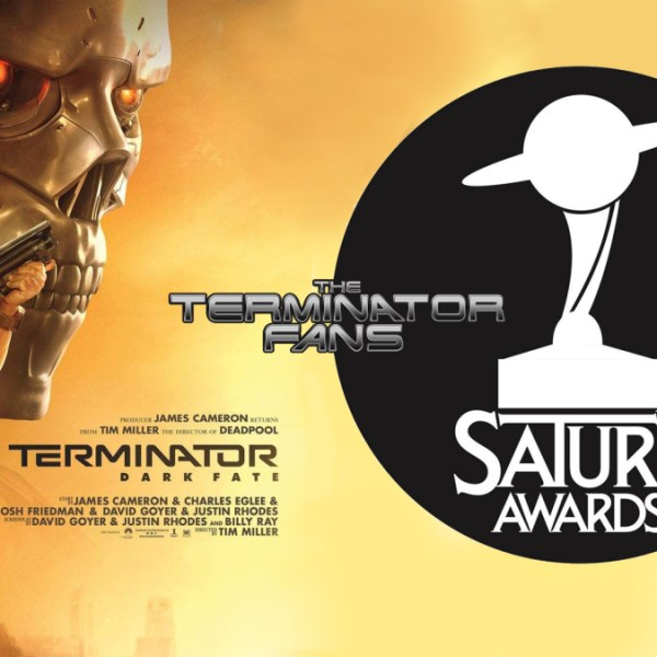Saturn Awards | Terminator: Dark Fate Best Science Fiction Film Release, Supporting Actress + Best Special Effects Nominations