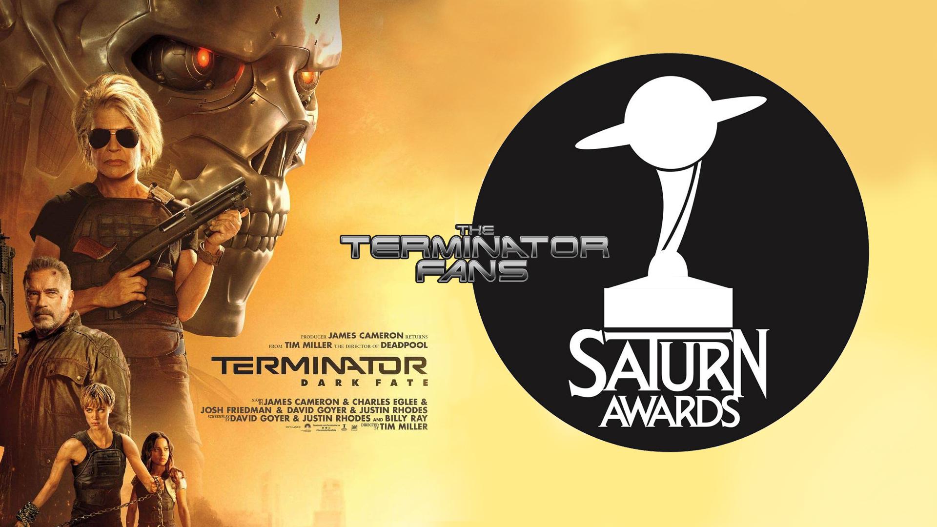 Saturn Awards | Terminator: Dark Fate Best Science Fiction Film Release Nomination