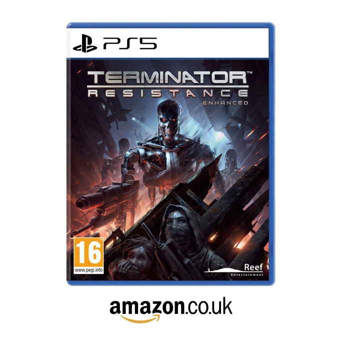 TERMINATOR: Resistance ENHANCED Playstation 5 UK Pre-Order