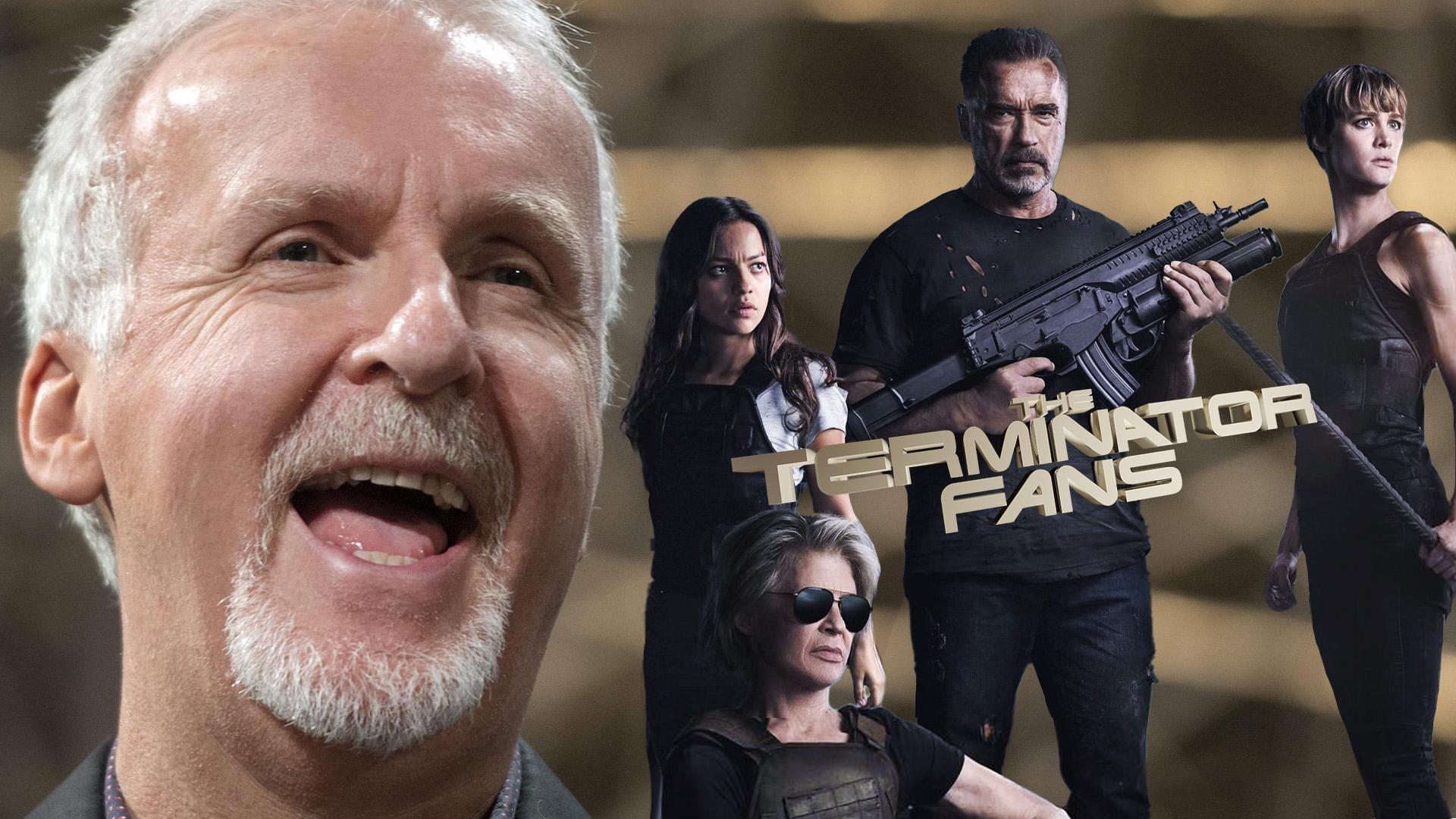 Terminator Parody Terminator: Dark Fate