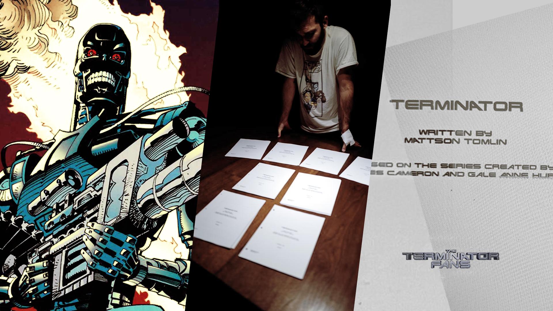 Terminator Anime: Mattson Tomlin Completes Season One Scripts