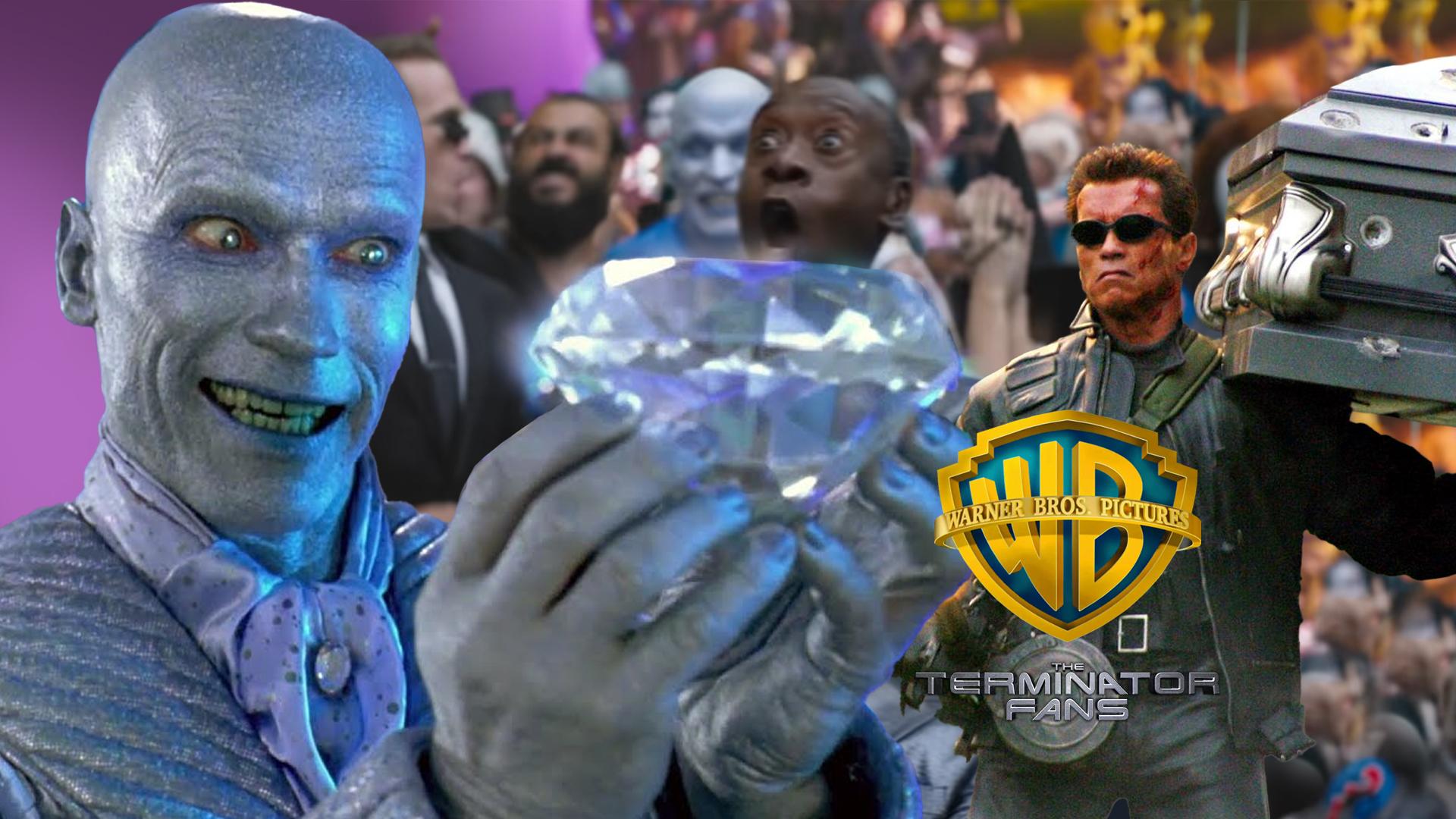 Mr. Freeze Space Jam 2 Terminator Warner Brothers