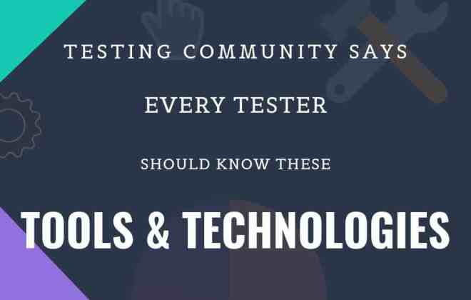 Tools and Technolgies for Software Tester Crowdsourced