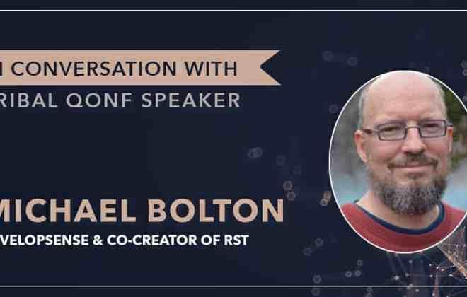 Tribal Qonf Michael Bolton Interview