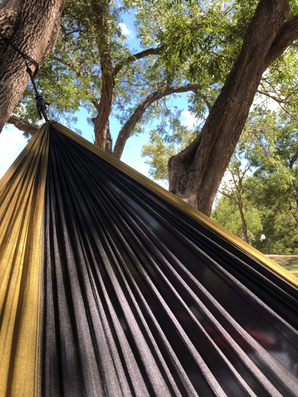 How to Camp with a Hammock