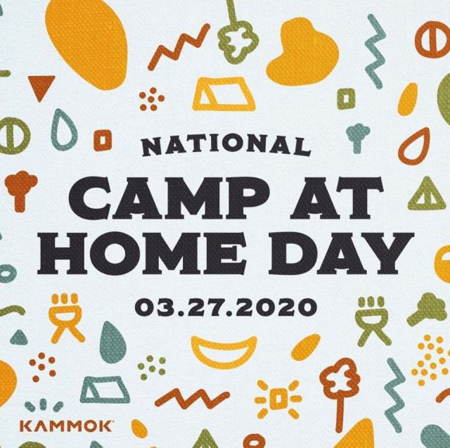 National Camp at Home Day 03/27/20