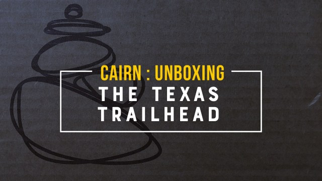 Cairn Subscription Box: Welcome