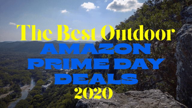 The Best Outdoor Amazon Prime Day Deals