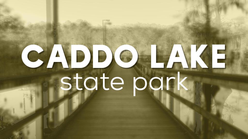 Video: Caddo Lake State Park