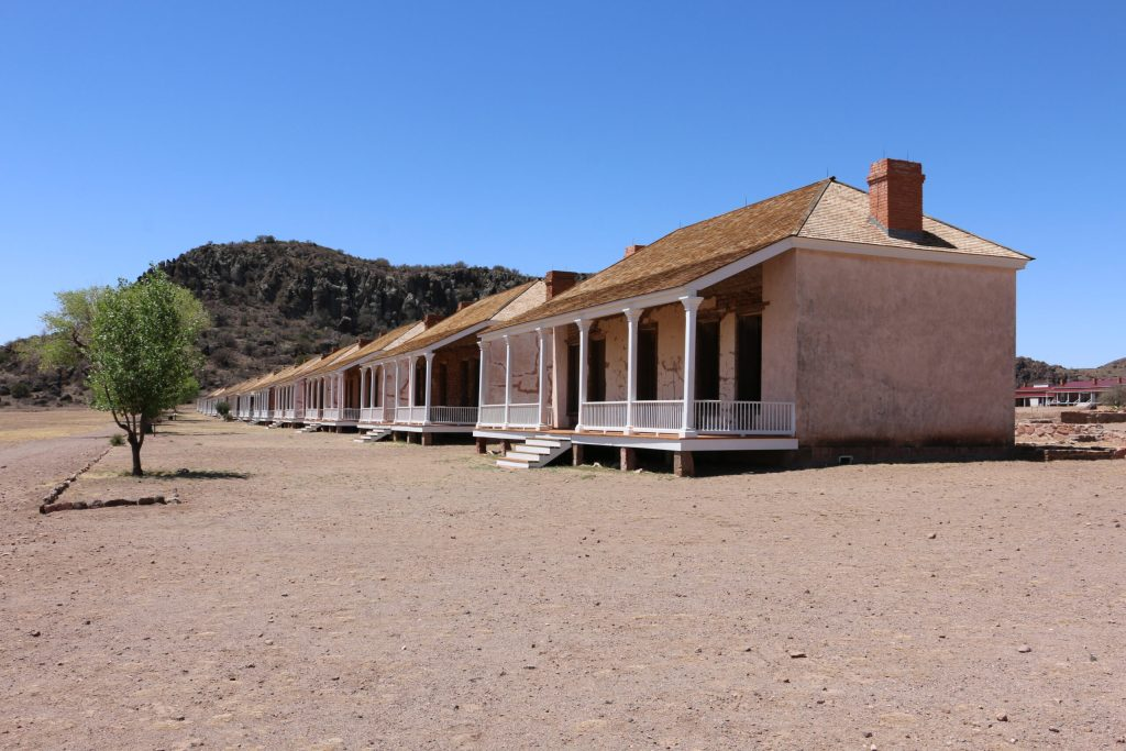 What to expect: Fort Davis National Historic Site