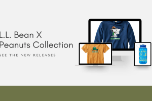 L.L. Bean Releases Peanuts Collection