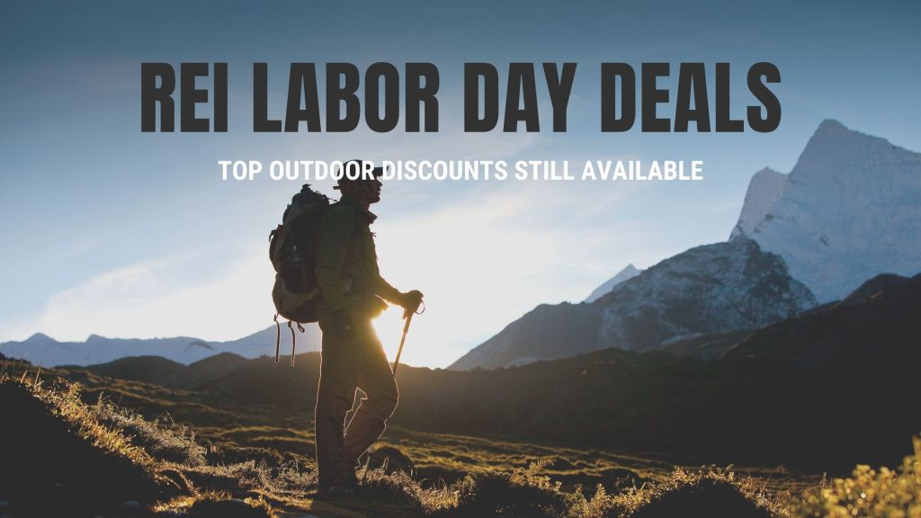 These REI Labor Day Deals Can't be Beat