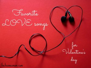 A little music for your Valentine's day